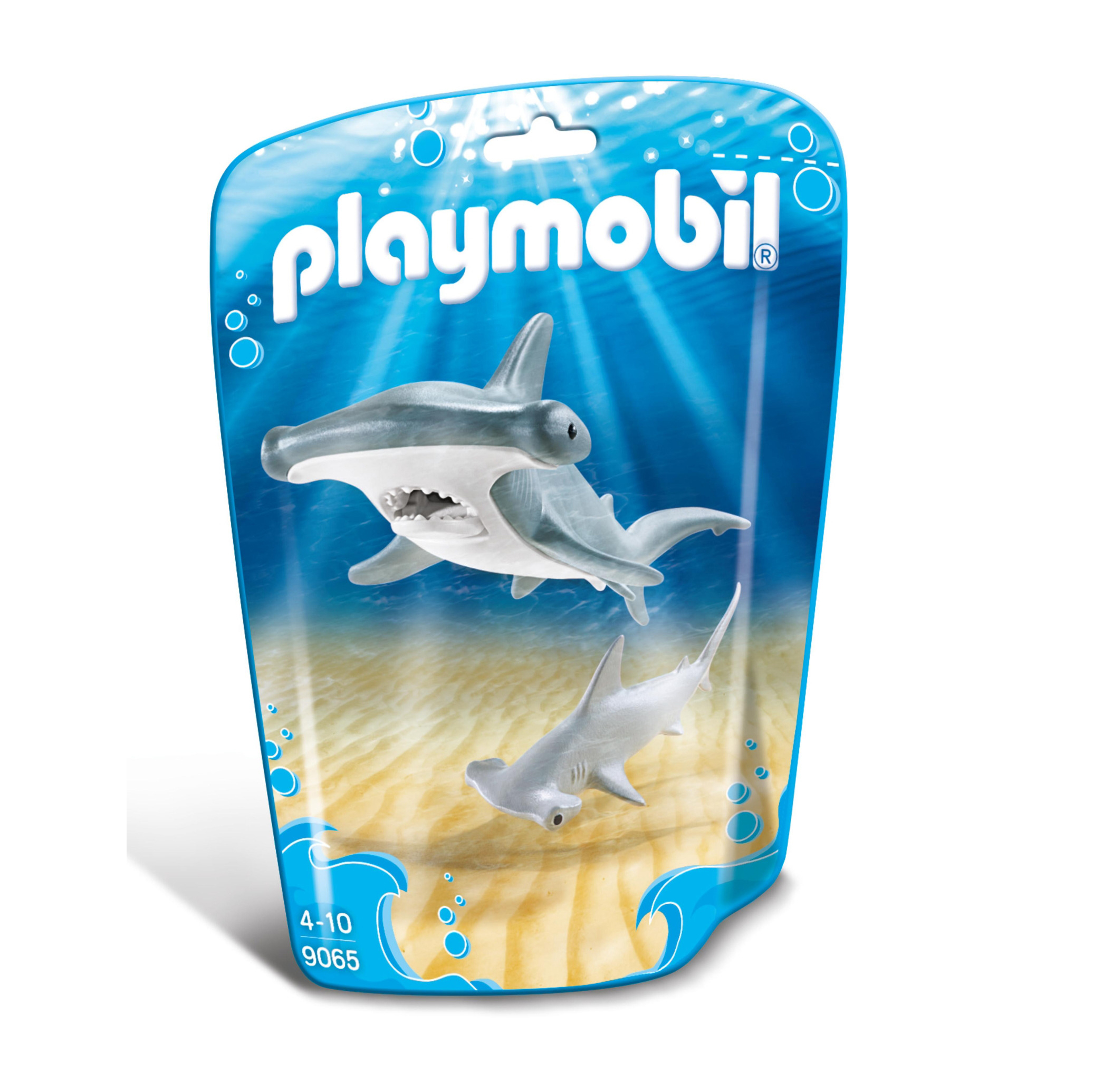 Picture of Playmobil Wildlife Hammerhead Shark 9065