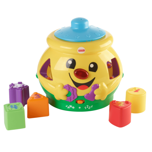 Picture of Fisher-Price Laugh & Learn Cookie Shape Surprise