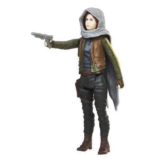 Picture of Star Wars Jyn Erso (Jedha) Force Link Figure
