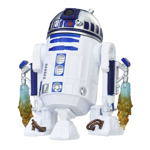 Picture of Star Wars R2-D2 Force Link Figure