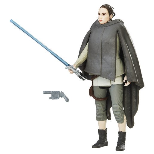 Picture of Star Wars Rey (Island Journey) Force Link Figure