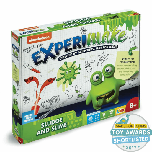 Picture of Nickelodeon Experimake Sludge and Slime