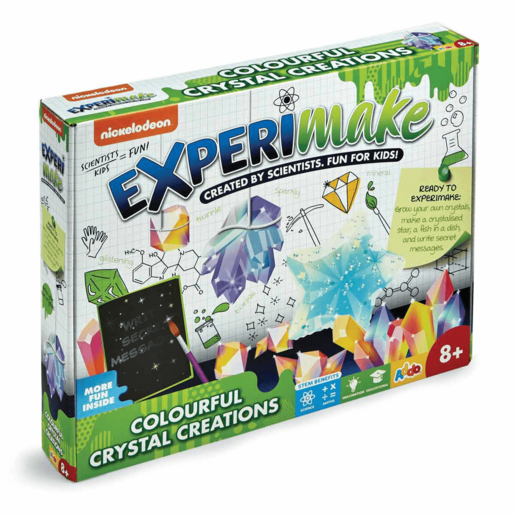 Picture of Nickelodeon Experimake Colourful Crystal Creations