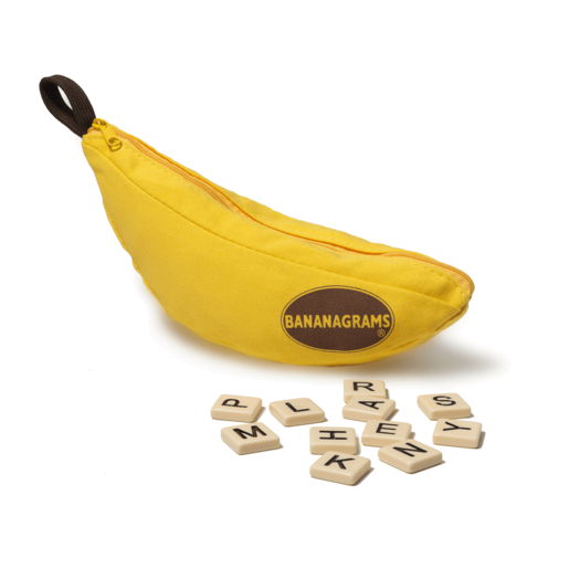 Picture of Bananagrams Game