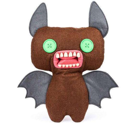 Picture of Fuggler 22cm Funny Ugly Monster - Winged Bat (Brown)
