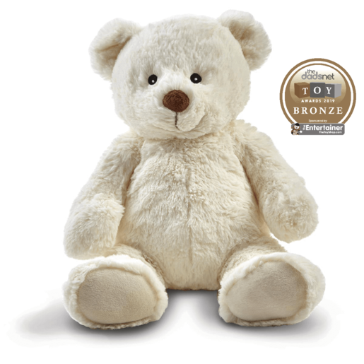 Picture of Snuggle Buddies Friendship 28cm Teddy - Cream