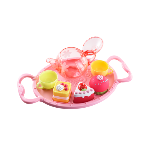 Picture of Early Learning Centre Pink Bath Time Tea Party Set