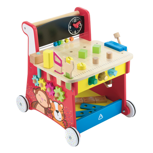 Picture of Early Learning Centre Wooden Activity Workbench