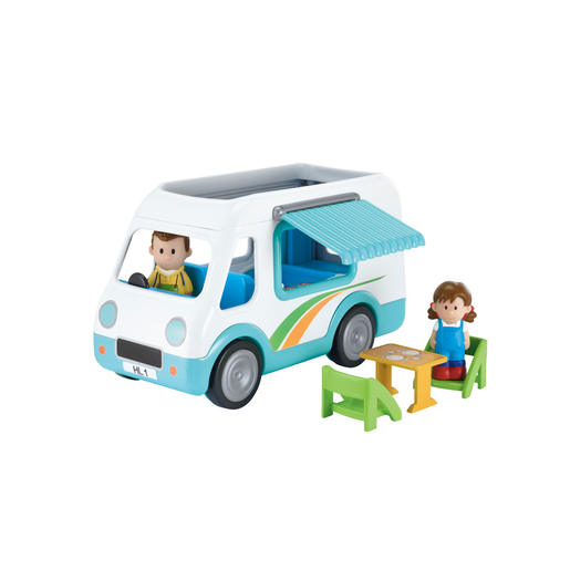 Picture of Happyland Camping Van