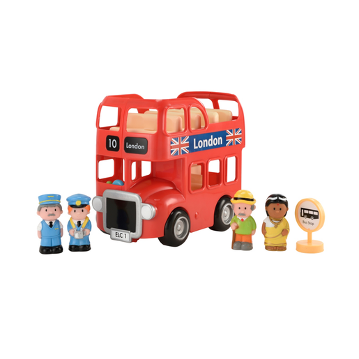 Picture of Happyland London Bus Set