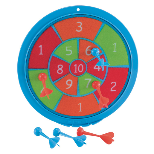 Picture of Early Learning Centre Sticky Dartboard (Styles Vary)