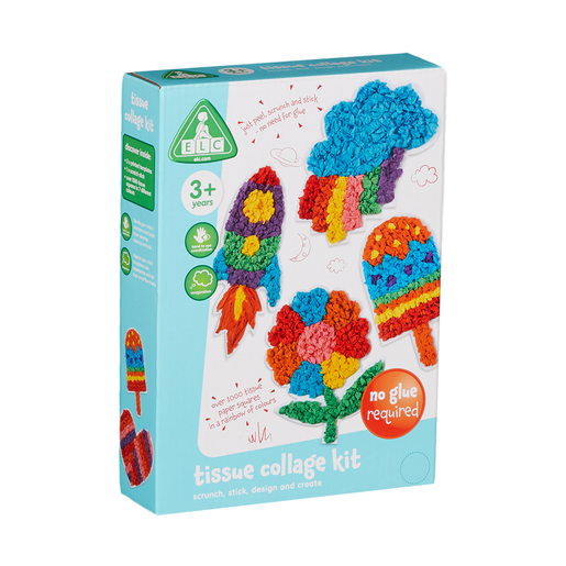 Picture of Early Learning Centre Tissue Collage Kit