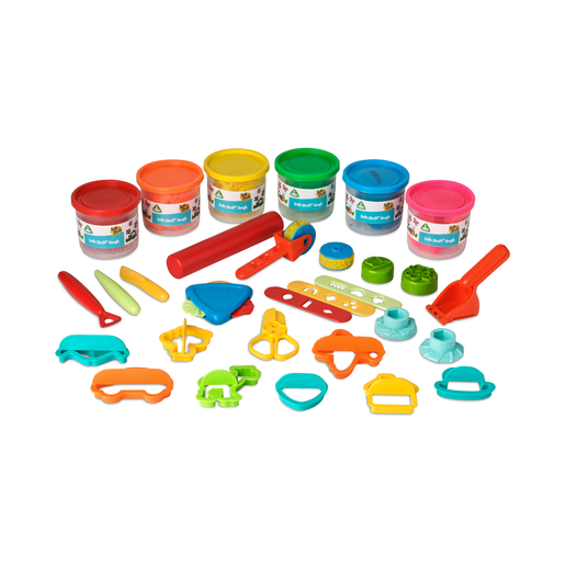 Picture of Soft Stuff Bumper Dough and Tool Set