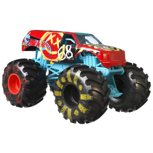 Picture of Hot Wheels Monster Trucks - Demo Derby