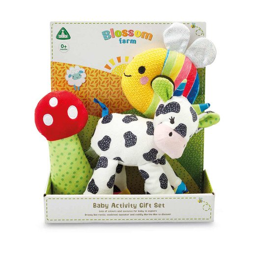 Picture of Blossom Farm Baby Activity Gift Set