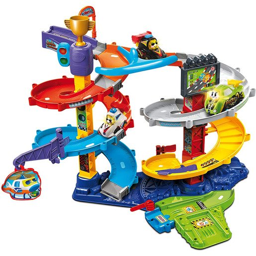 Picture of VTech Toot-Toot Drivers Twist & Race Tower