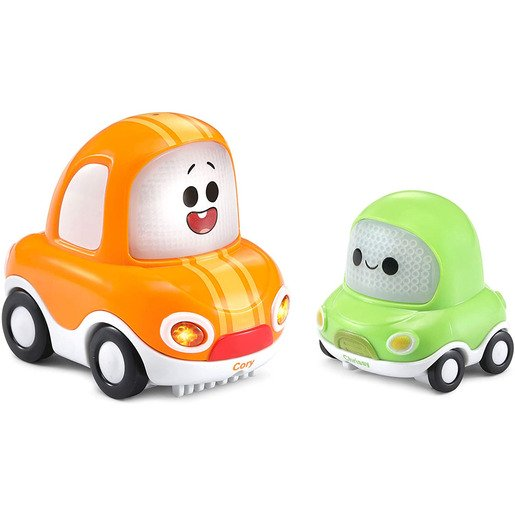 Picture of VTech Toot-Toot Drivers Cory Carson Deluxe Combo - Cory & Chrissy