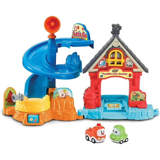 Picture of VTech Toot-Toot Drivers Cory Carson - Freddie's Fire Station