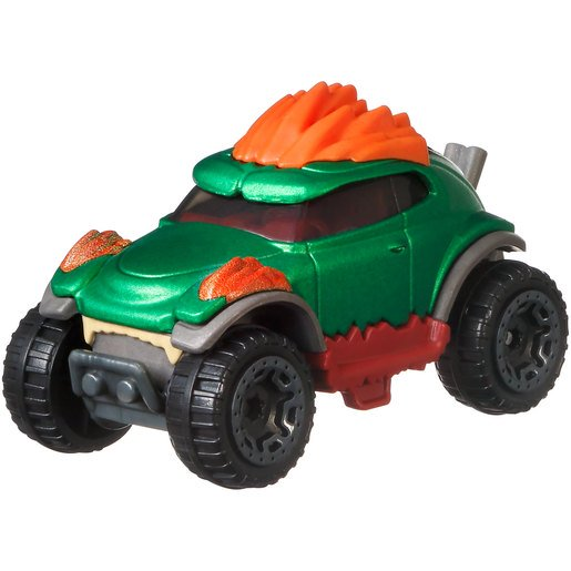 Picture of Hot Wheels Gaming Car Street Fighter - Blanka