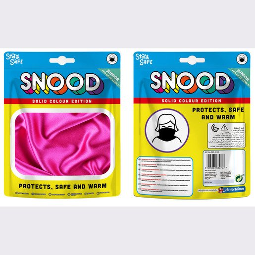 Picture of Junior Snood - Pink