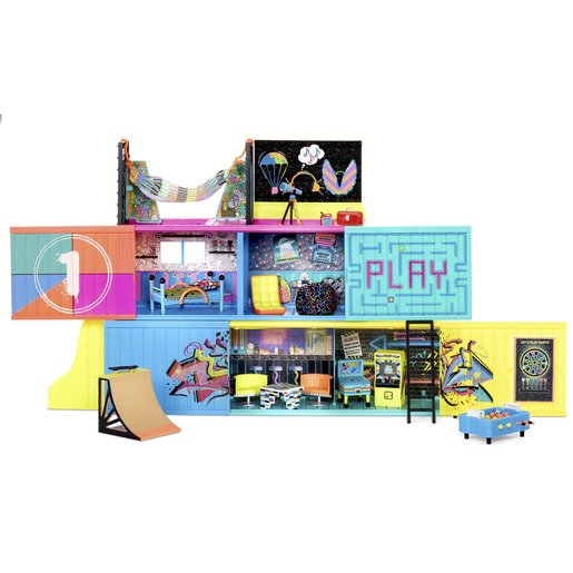 Picture of L.O.L Surprise! Clubhouse Playset