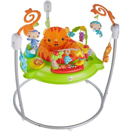Picture of Fisher-Price Roarin' Rainforest Jumperoo