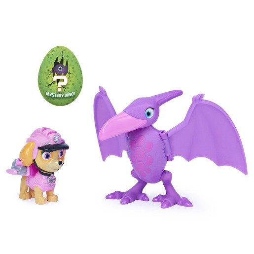 Picture of Paw Patrol Dino Rescue - Skye And Pterodactyl Figure