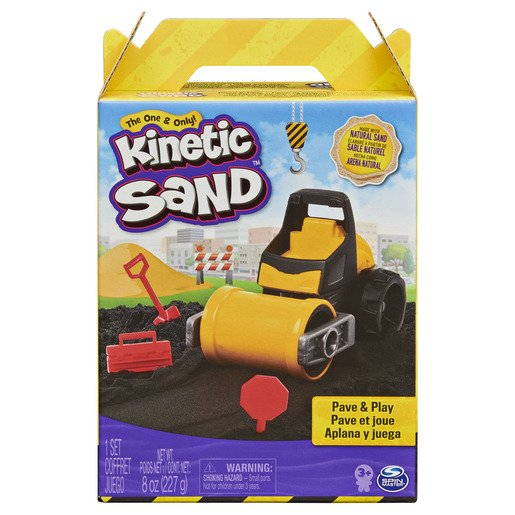 Picture of Kinetic Sand Pave and Play Kit