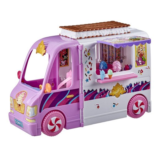 Picture of Disney Princess Comfy Squad Sweet Treats Truck Playset