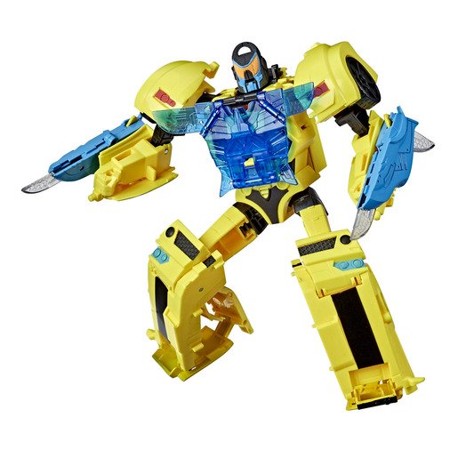 Picture of Transformers Cyberverse Adventures: Battle Call Lights and Sounds Bumblebee Figure