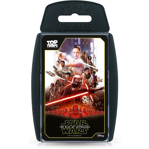Picture of Star Wars The Rise of Skywalker Top Trumps Card Game