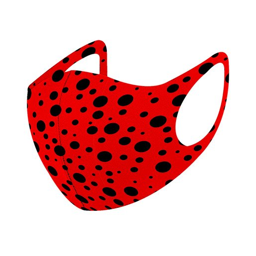 Picture of Junior Face Protecting Mask - Ladybird