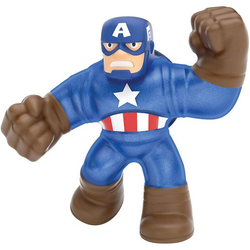 Picture of Heroes Of Goo Jit Zu - Captain America