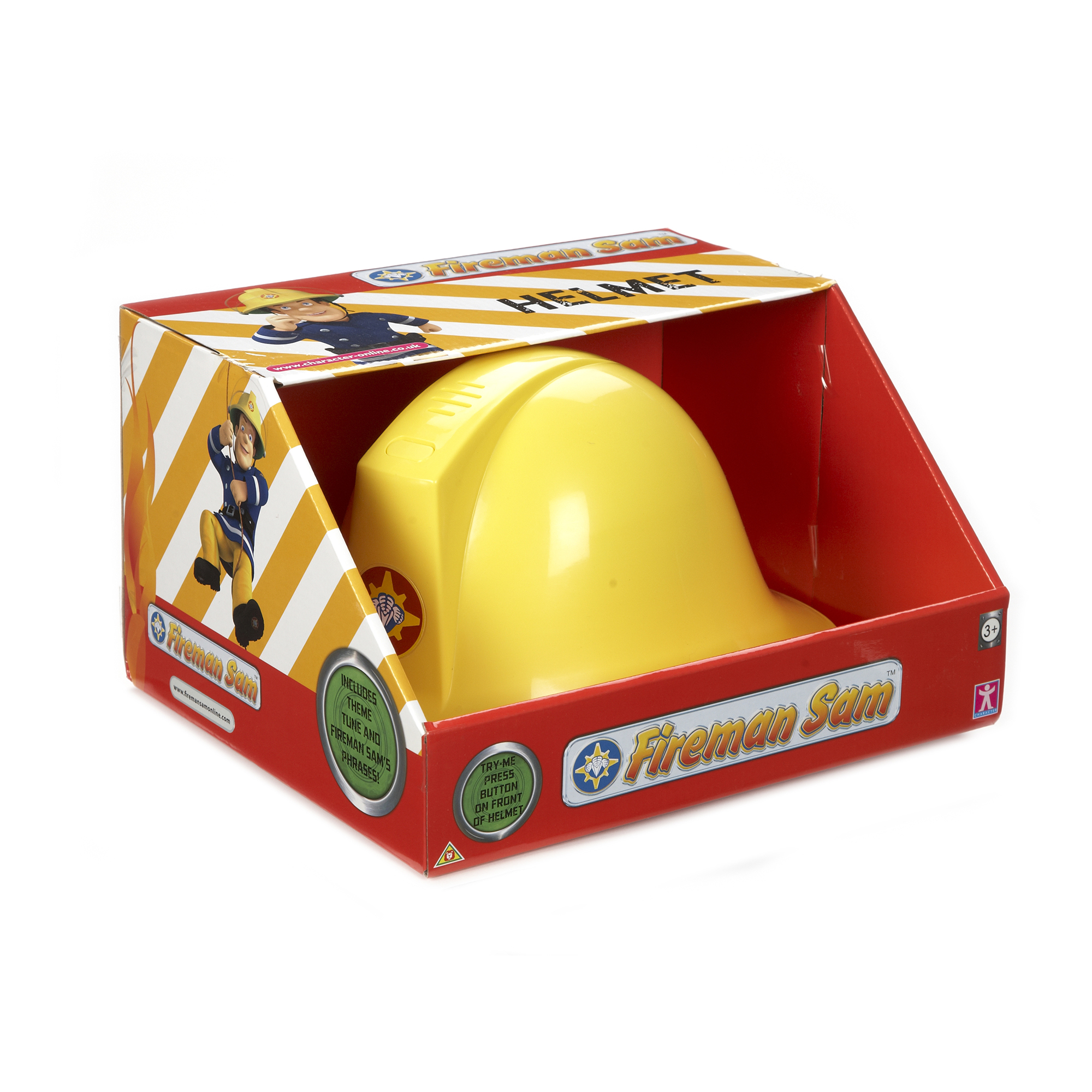 Picture of Fireman Sam Helmet With Sound