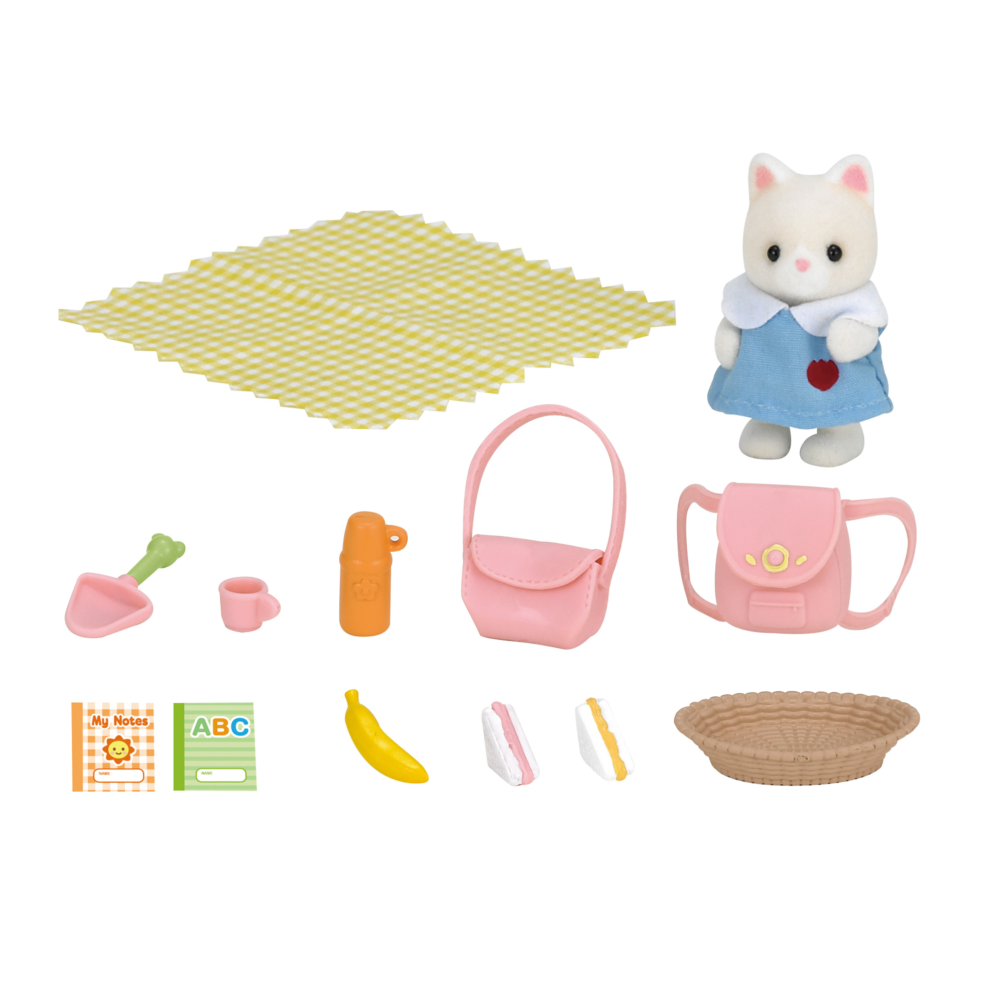 Picture of Sylvanian Families Nursery Picnic Set
