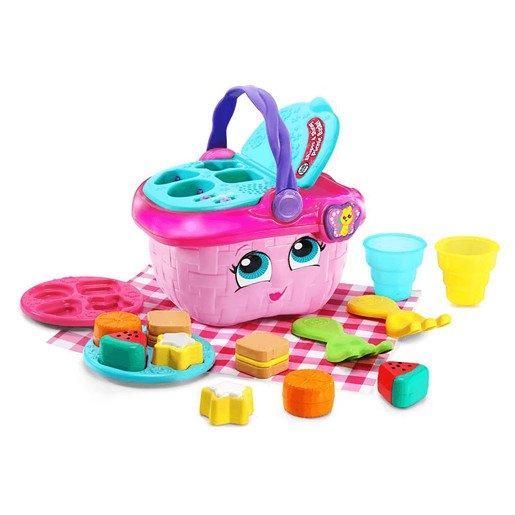 Picture of LeapFrog Shapes and Sharing Picnic Basket - Pink