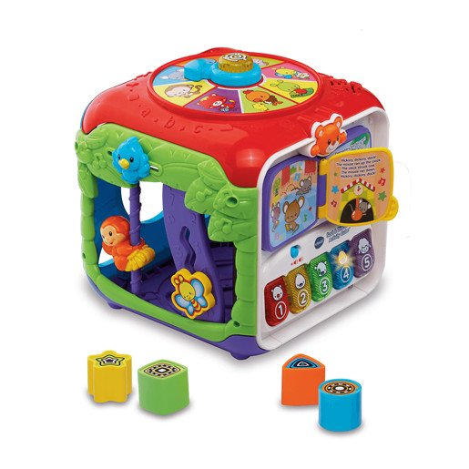 Picture of VTech Sort and Discover Activity Cube