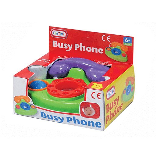 Picture of Fun Time Busy Phone
