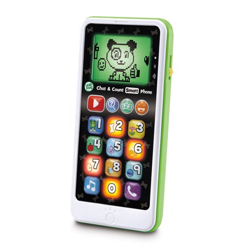 Picture of LeapFrog Chat & Count Smart Phone Scout