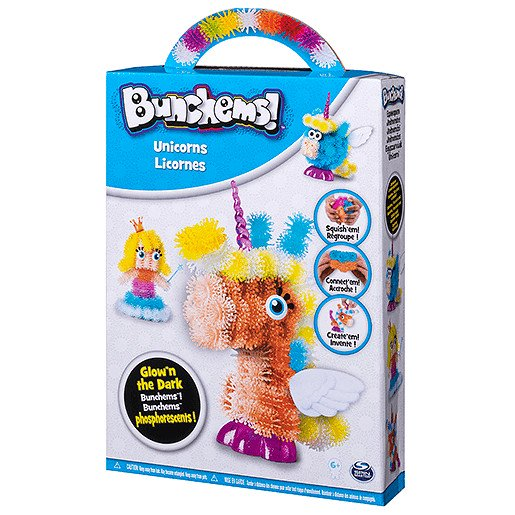 Picture of Bunchems Theme Pack - Unicorn
