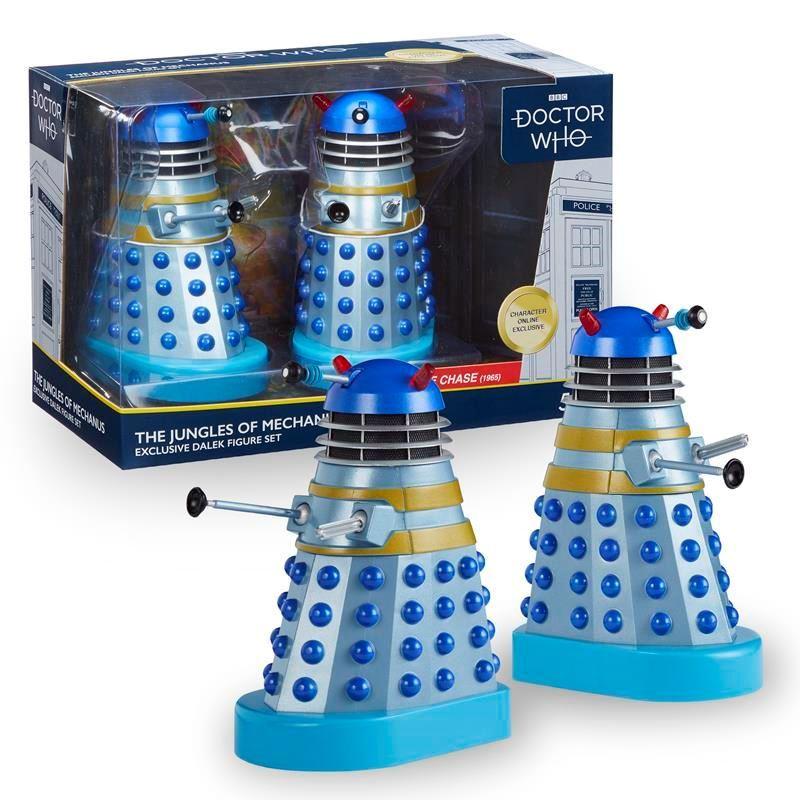 Picture of Doctor Who Exclusive  - The Jungles of Mechanus