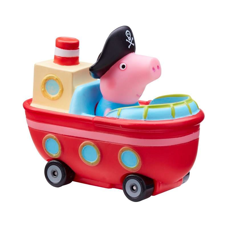 Picture of Peppa Pig Mini Buggies - George on Boat