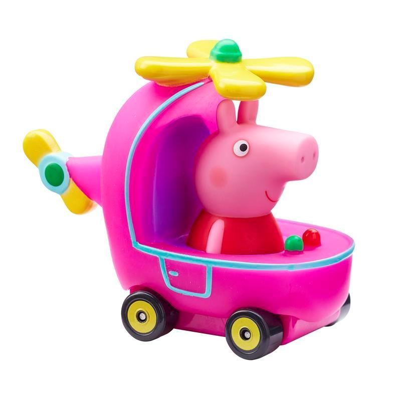 Picture of Peppa Pig Mini Buggies - Peppa on Helicopter