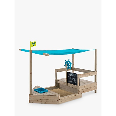 Picture of TP Toys 2-in-1 Wooden Sailing Boat Frame