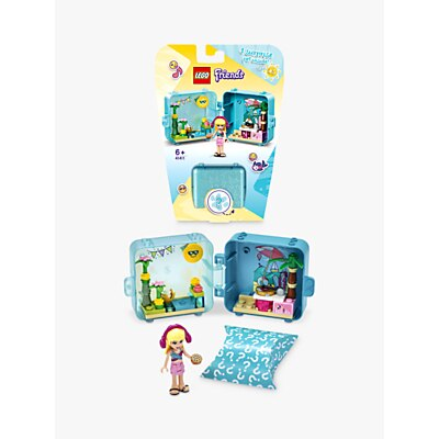 Picture of LEGO Friends 41411 Stephanie's Summer Play Cube