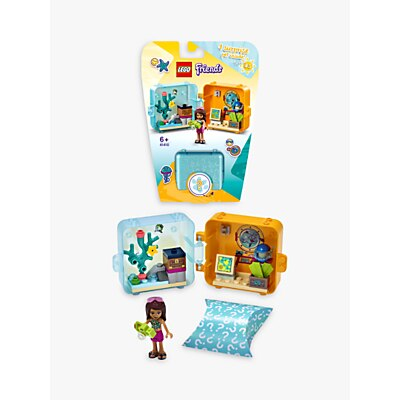 Picture of LEGO Friends 41410 Andrea's Summer Play Cube