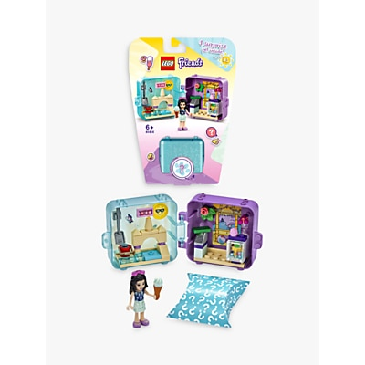 Picture of LEGO Friends 41414 Emma's Summer Play Cube