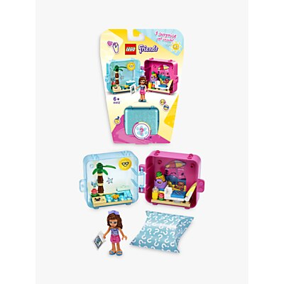 Picture of LEGO Friends 41412 Olivia's Summer Play Cube
