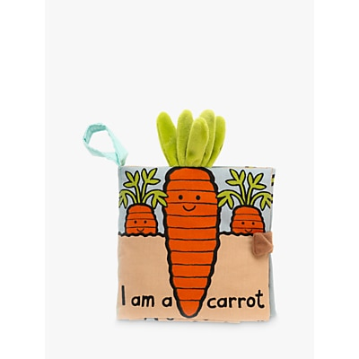 Picture of Jellycat I Am A Carrot Children's Book