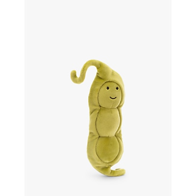 Picture of Jellycat Vivacious Vegetable Pea Soft Toy